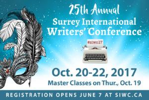 SiWC 25th Writers' Conference @ Sheraton Vancouver Guildford Hotel