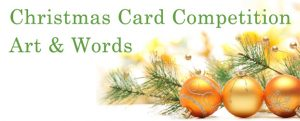 CHRISTMAS CARD: Art & Words Competition @ Newton Cultural Centre
