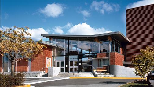 Surrey Arts Centre circa 2016