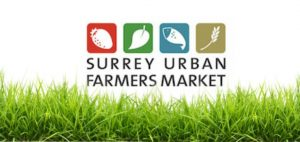 CALL FOR ENTRY: Surrey Urban Farmers Market @ Surrey Civic Plaza