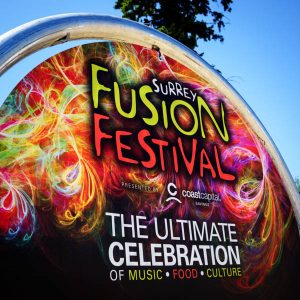 SURREY: FUSION FEST 2018 @ Holland Park: KGB