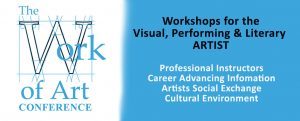 WORK of ART Conference @ Newton Cultural Centre