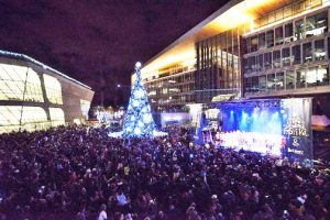 CITY LIGHTS UP...A Christmas Tree Nov 24 | 12noon-7pm @ Surrey City Hall
