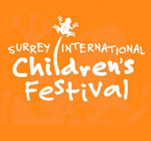 SURREY INTL CHILDREN'S FESTIVAL @ Surrey Arts Centre & Bear Creek Park