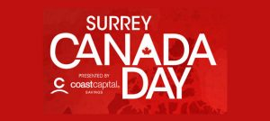 ACS; Canada Day Celebrations @ Cloverdale Millennium Amphitheatre Park