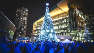 SURREY TREE LIGHTING FESTIVAL @ Surrey Civic Plaza